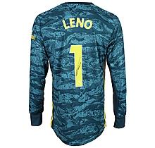 19/20 Leno Boxed Signed Shirt