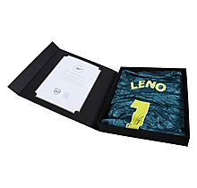 19/20 Leno Boxed Signed Shirt