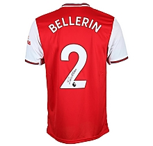 19/20 Bellerin Boxed Signed Shirt