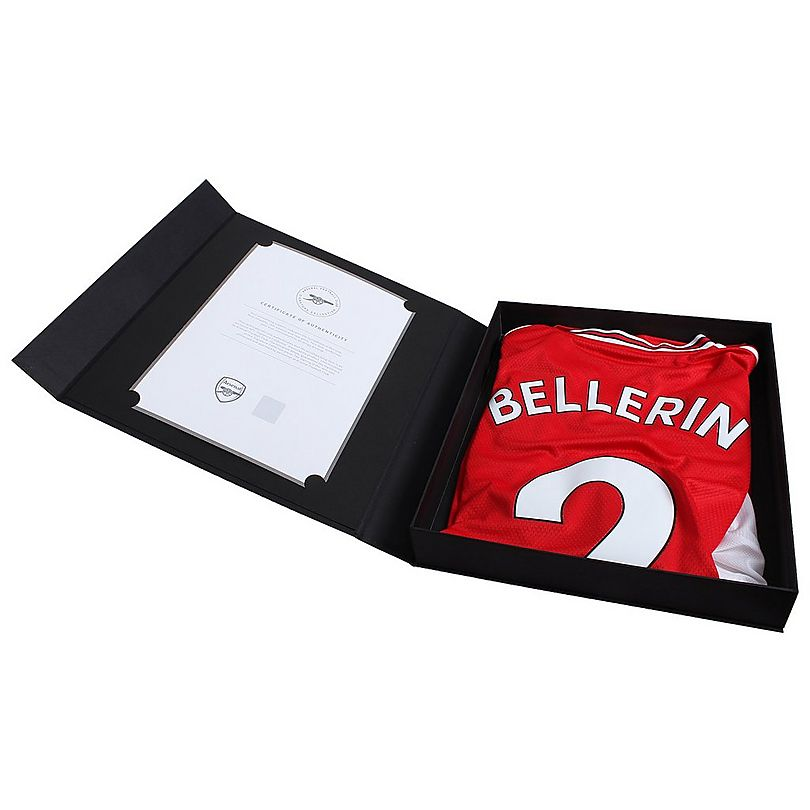 19/20 Bellerin Boxed Signed Shirt