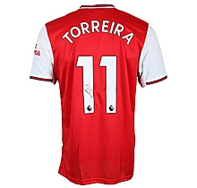 19/20 Torreira Boxed Signed Shirt