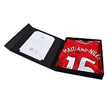 19/20 Maitland-Niles Boxed Signed Shirt