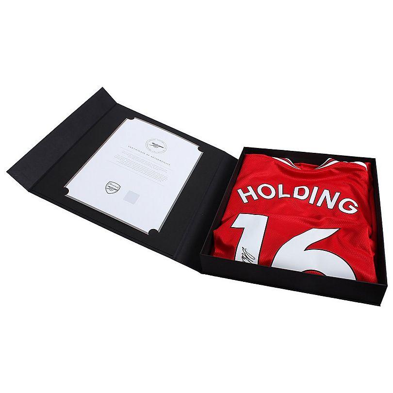 19/20 Holding Boxed Signed Shirt