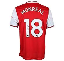 19/20 Monreal Boxed Signed Shirt