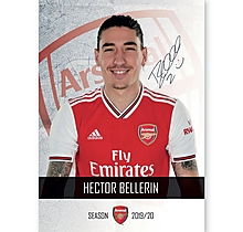 Arsenal 19/20 Headshot Bellerin