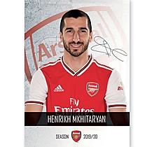 Arsenal 19/20 Headshot Mkhitaryan
