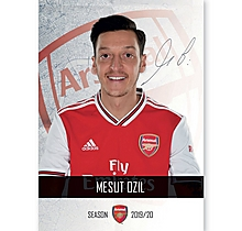 Arsenal 19/20 Headshot Ozil