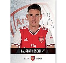 Arsenal 19/20 Headshot Koscielny