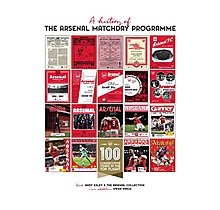 Arsenal Programme History Book