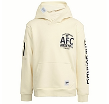 Arsenal Kids Gunners Sleeve Print Hoody