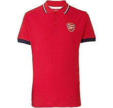 Arsenal Leisure Classic Crest Polo