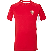 Arsenal Leisure Classic Panel T-Shirt