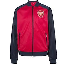 Arsenal Kids Leisure Contrast Sleeve Jacket