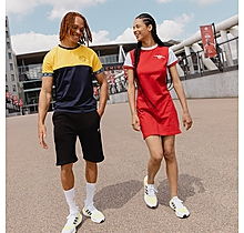 Arsenal Womens Heritage 70s Home Dress