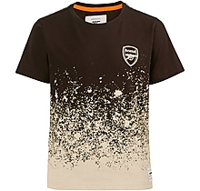 Arsenal Kids Since 1886 Splatter T-Shirt