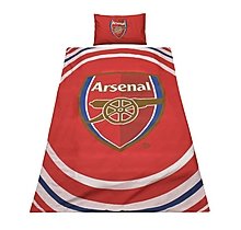 Arsenal Pulse Single Duvet Set