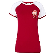 Arsenal Womens Heritage Invincibles T-Shirt