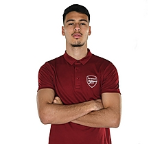 Arsenal Leisure Classic Red Polo