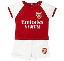 Arsenal Baby Kit T-Shirt & Short Set