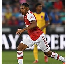 Arsenal Match-Worn Shirt V Colorado Rapids - Thompson