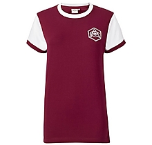 Arsenal Womens Retro 1930s Crest Shirt