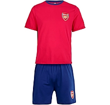Arsenal Adult Shorts Pyjama Set