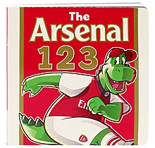 Arsenal 123 Baby Book