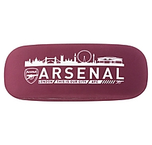Arsenal London Skyline Glasses Case