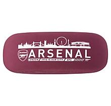 Arsenal London Skyline Glasses Case