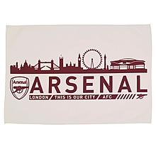 Arsenal London Skyline Tea Towel