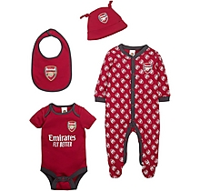 Arsenal Baby 4 Pack Starter Set