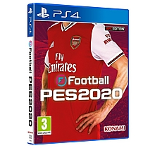 Pro Evolution 2020 Soccer Arsenal Edition
