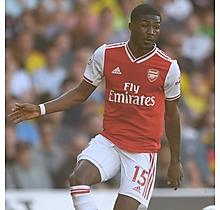 Arsenal Match Worn Shirt V Watford - MAITLAND-NILES