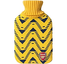 Arsenal Bruised Banana Hot Water Bottle