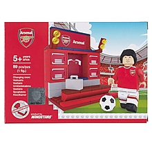Arsenal Nanostars Changing Room