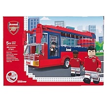 Arsenal Nanostars Team Bus