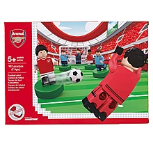 Arsenal Nanostars Pitch Set