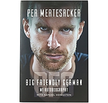 Per Mertesacker Big Friendly German Book