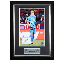 Leno 19/20 Framed Signed Print