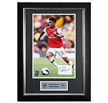 Nelson 19/20 Framed Signed Print