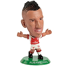 Arsenal Aubameyang Home Kit Figurine