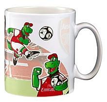 Arsenal Gunnersaurus Mug