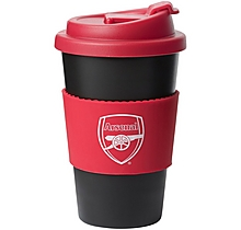 Arsenal Crest Travel Mug