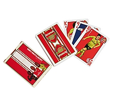 Arsenal 19/20 Luxury Playing Cards