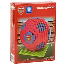 Arsenal Football Brxlz Construction Toy