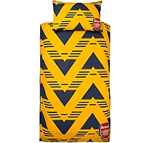 Arsenal Bruised Banana Single Duvet Set