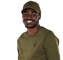 Arsenal Essentials Khaki Crest Cap