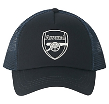 Arsenal Essentials Navy Crest Cap