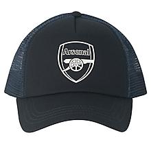 Arsenal Essentials Navy Crest Cap
