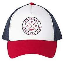 Arsenal Since 1886 Cannon Trucker Cap